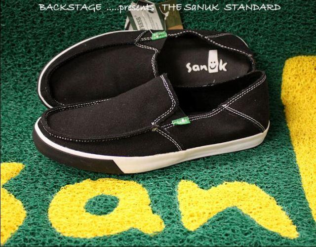 The Sanuk Standard