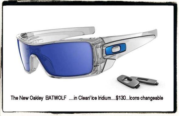 The Oakley Batwolf 2010