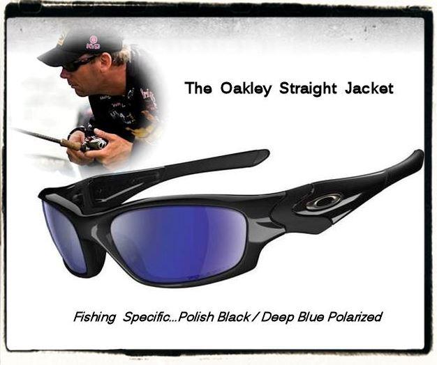The Oakley Straight Jkt Dec2010